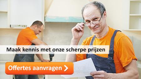 Keuken Winsum- reparatie en renovatie