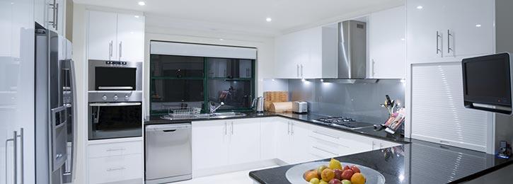 nieuwe keuken Wormer